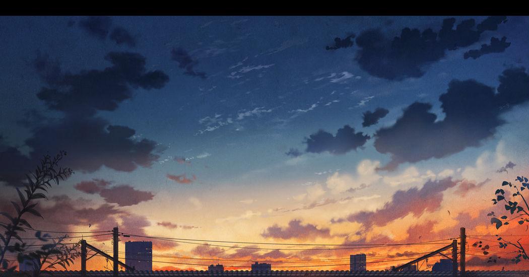 夕日 海 イラスト 描き方