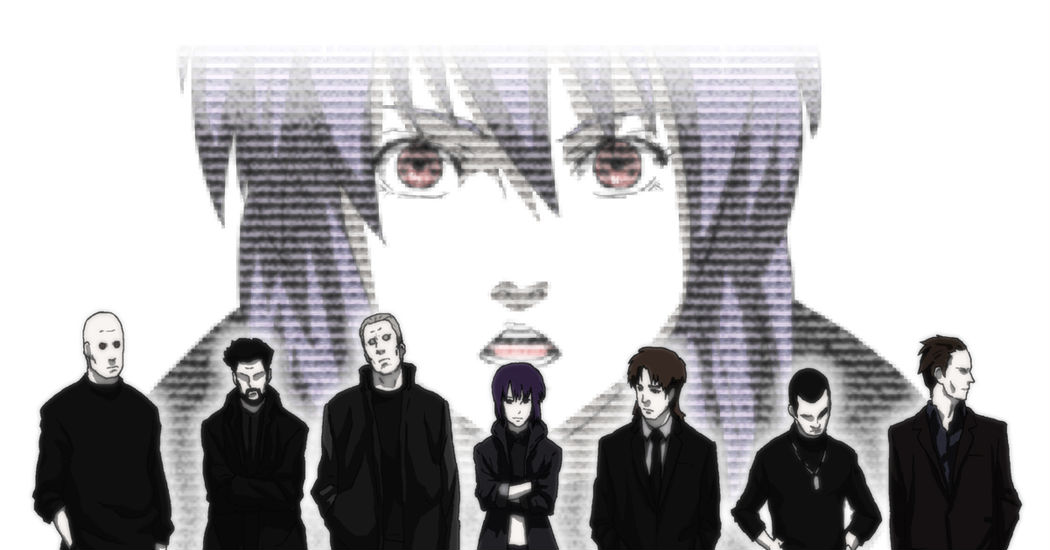 Ghost in the Shell S.A.C 2nd GIG Paraodies