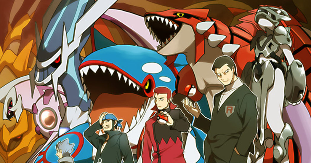 Do you like the bad guys? Pokemon Evil Organizations