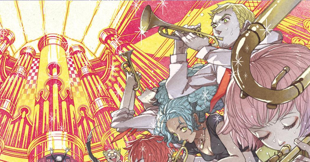 吹奏楽部特集 様々な楽器のハーモニー Pixivision