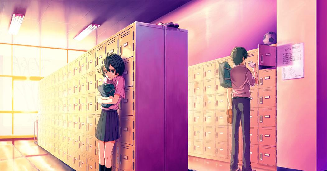 Getabako: Shoes Locker Room