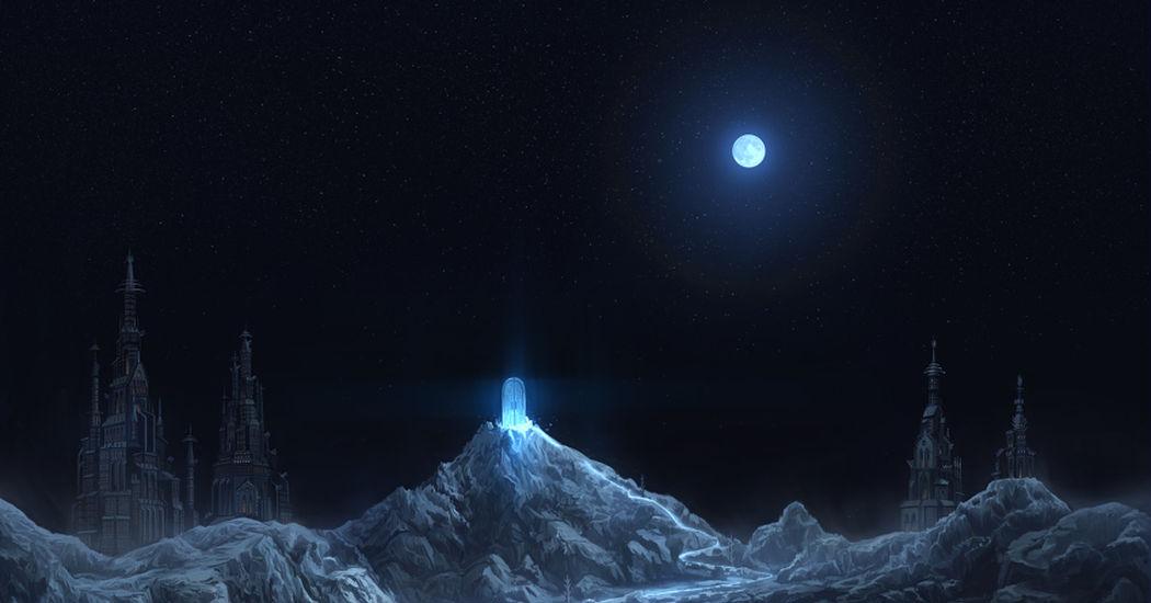 この瞬間が好き幻想的な雪景色のイラスト特集 Pixivision
