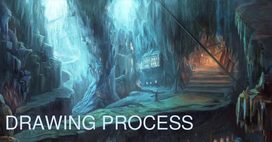 風景画の描き方15選 イラストの背景に使えるメイキング講座 Pixivision