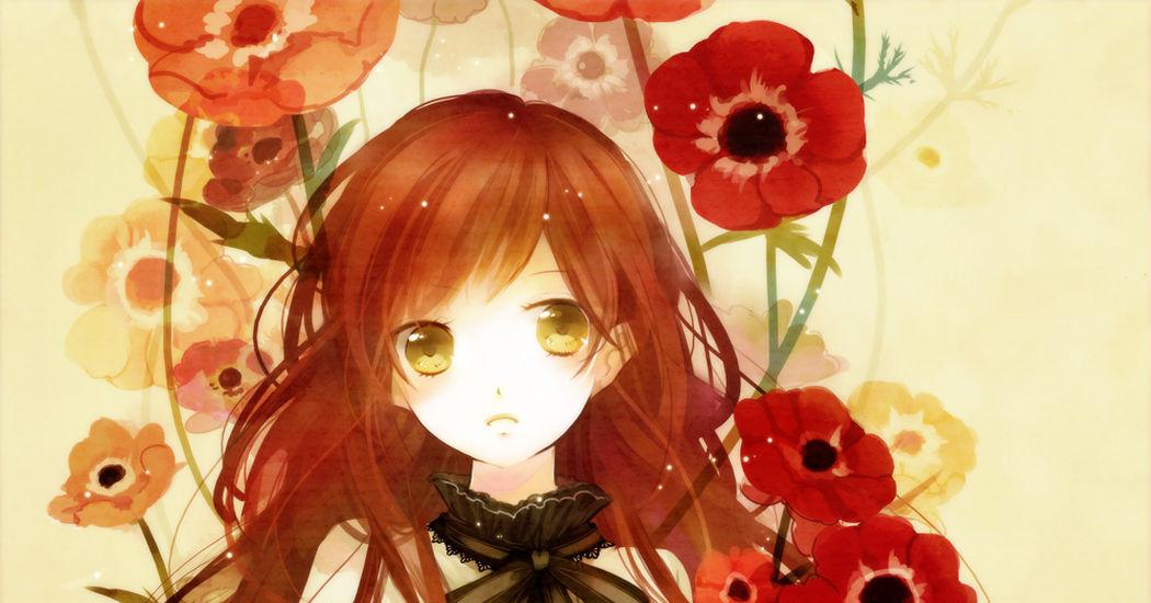 Anemones! AKA Windflowers