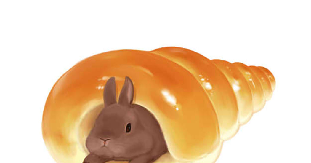 Edible?! Fluffy rabbit collection!