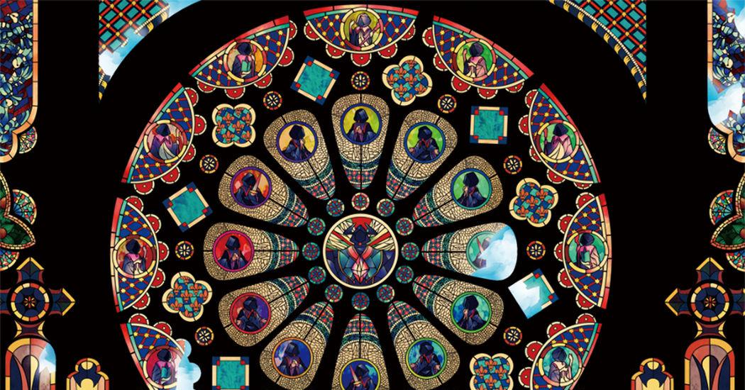 ステンドグラスのイラスト特集 光のアート Pixivision