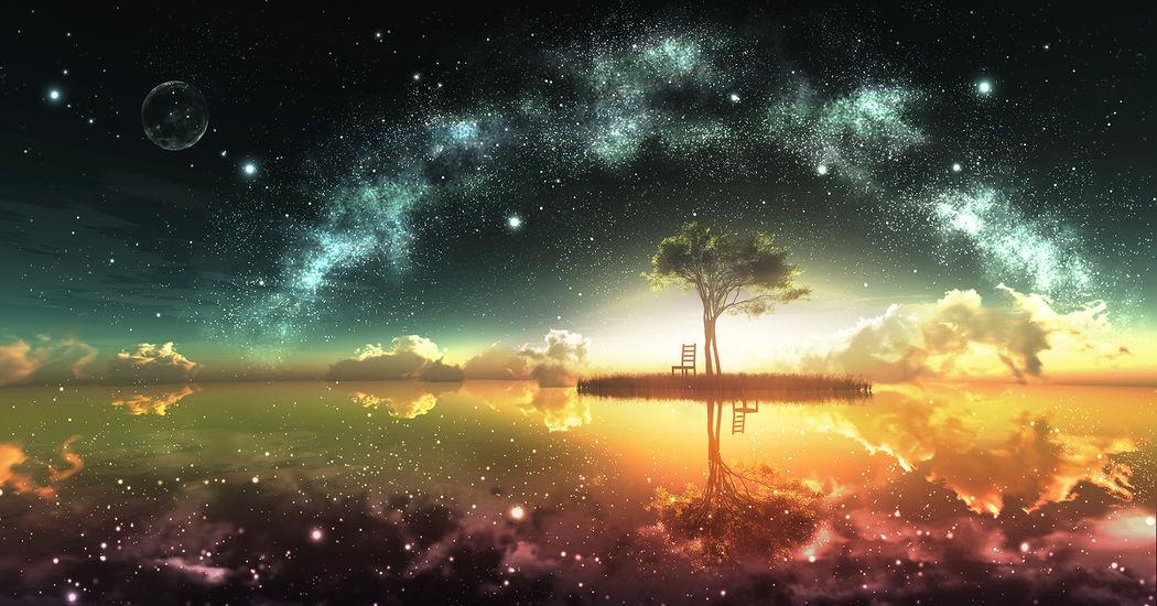 Night Sky: Tanabata