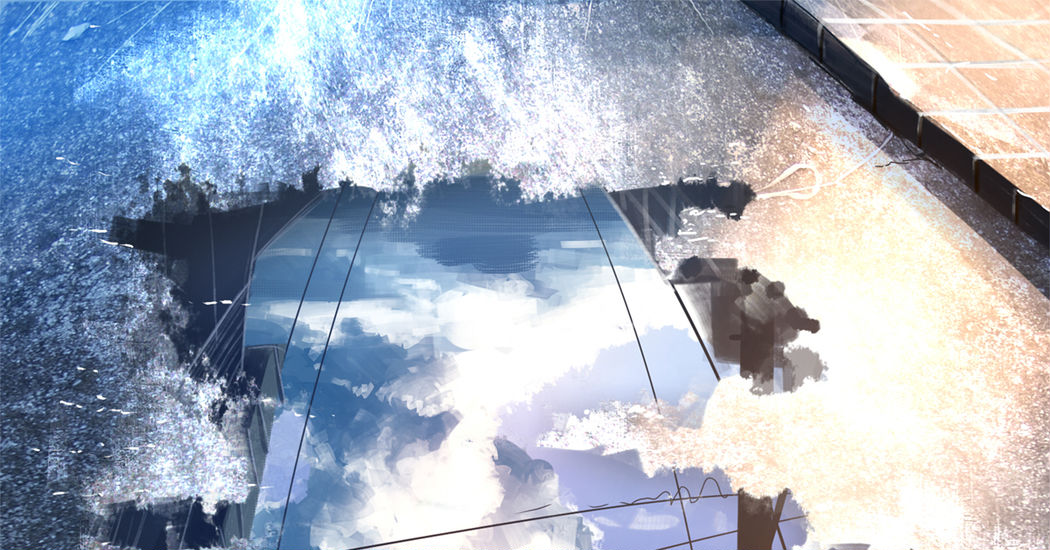 水鏡のイラスト特集 水面に映る不思議な景色 Pixivision