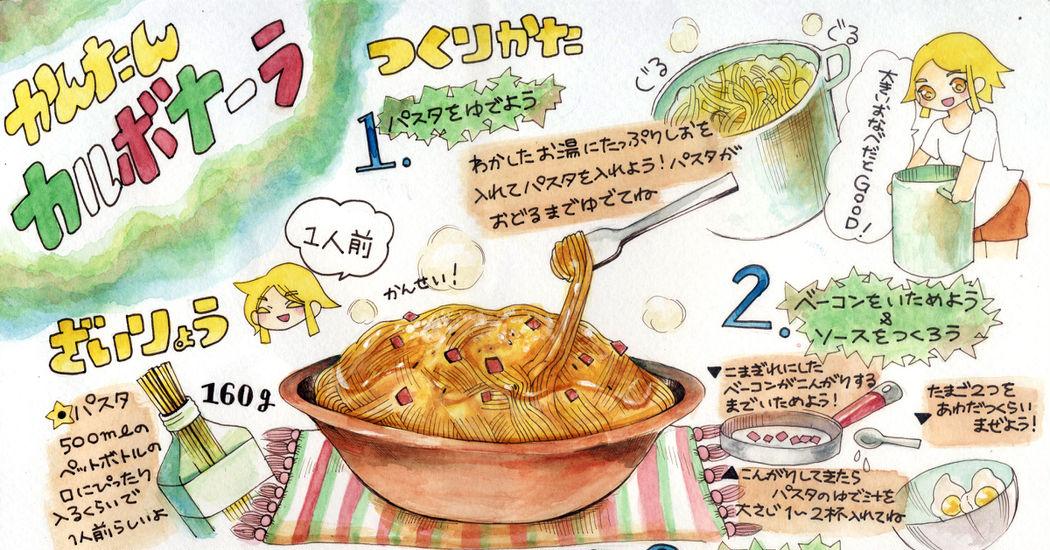 Illustrated Recipes!