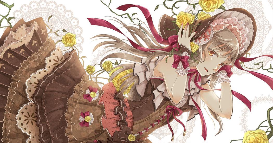 "Classical Lolita: ""Retro"" Lady"
