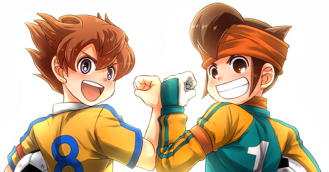 New Series for Inazuma 11!