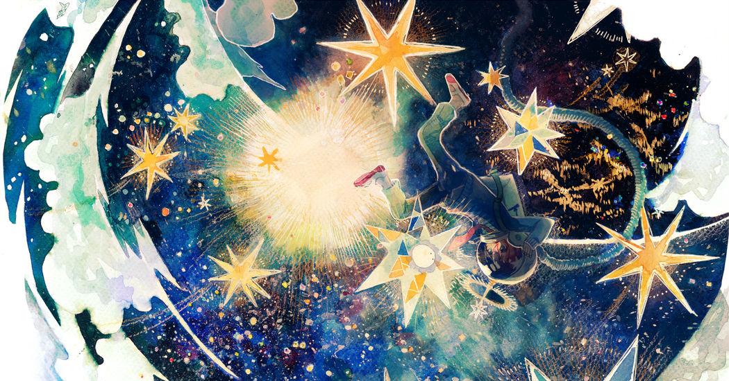 Stars, stars, and stars!