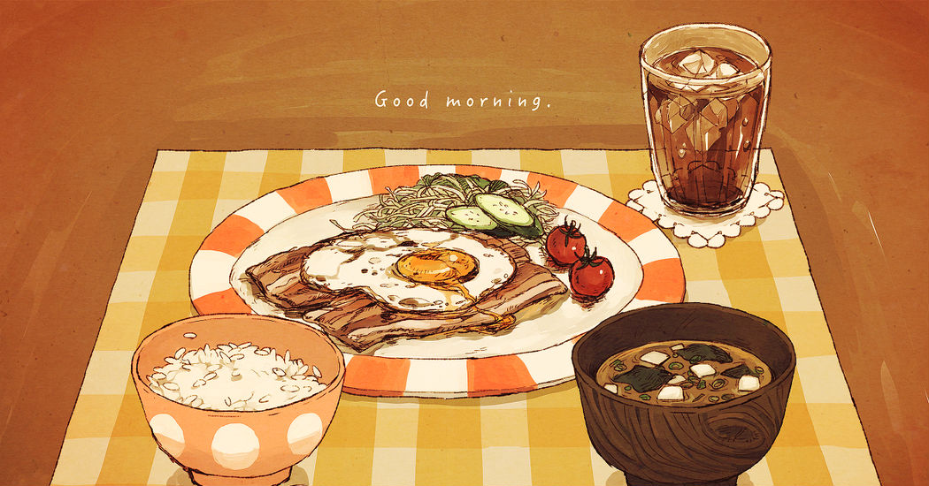 Breakfast images!
