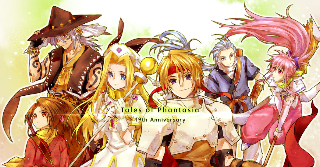 Tales of Phantasia (Legendary RPG)