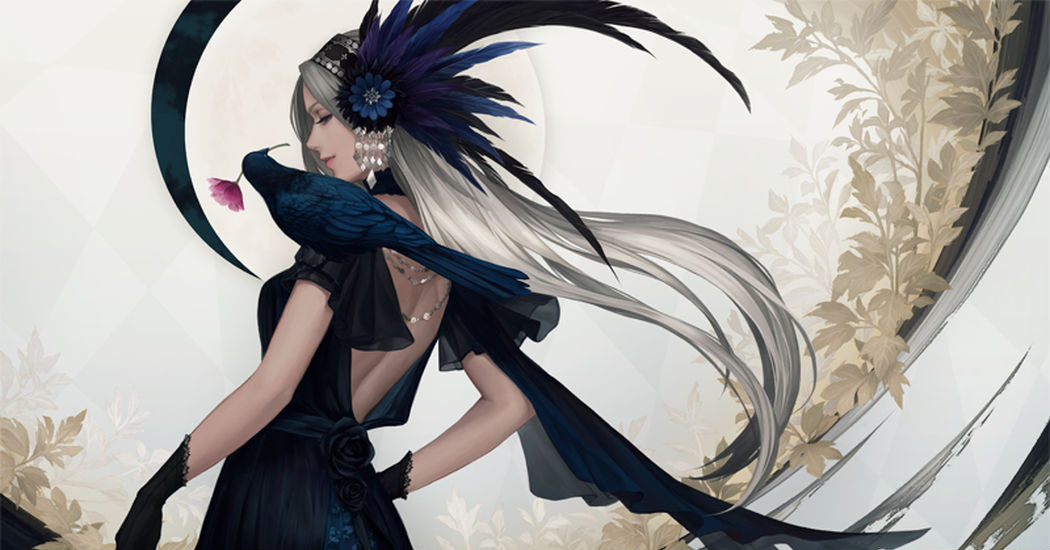 女性の背中を描いたイラスト特集 後ろ姿から気持ちが伝わる Pixivision