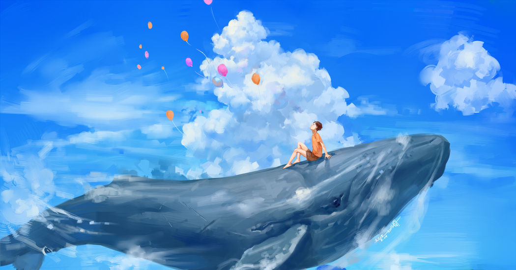 Sceneries with Balloons!