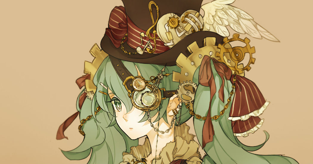 Dandy and smart! Monocles
