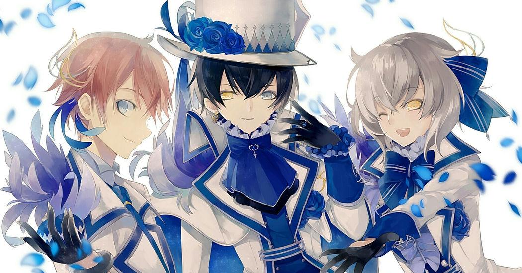 Hot guys alert! ♡ Male Idol Units