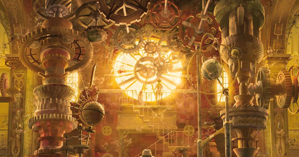 Rooms: Steampunk Interior Designs
