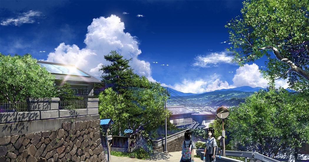 Photorealistic Landscape Illustrations
