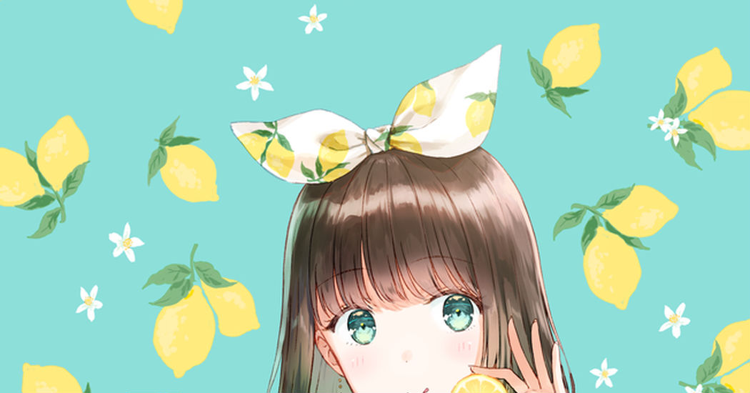 The scent of my first love♡ Illustrations of Citrus Girls