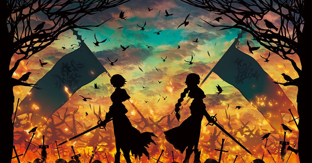 The story hidden in the shadows. Silhouette Illustrations