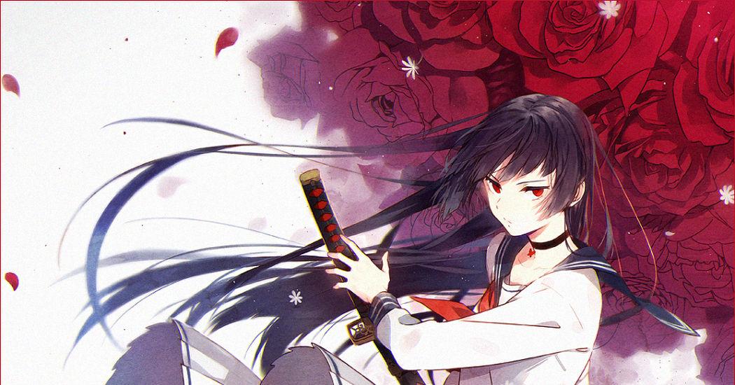 Sailor Uniforms & Katana Swords