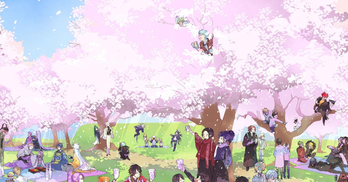 Enjoy the Hanami Season!