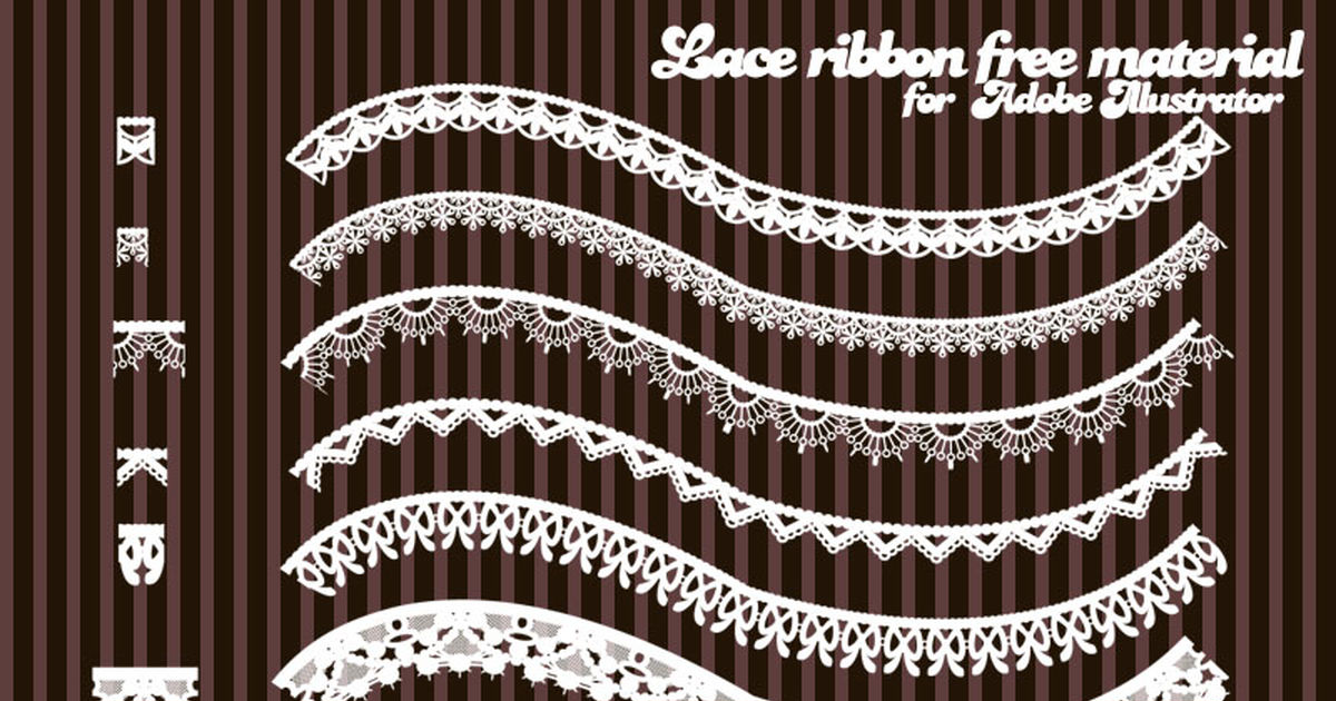 19 Easy Ways How To Draw Lace For Beginners Pixivision