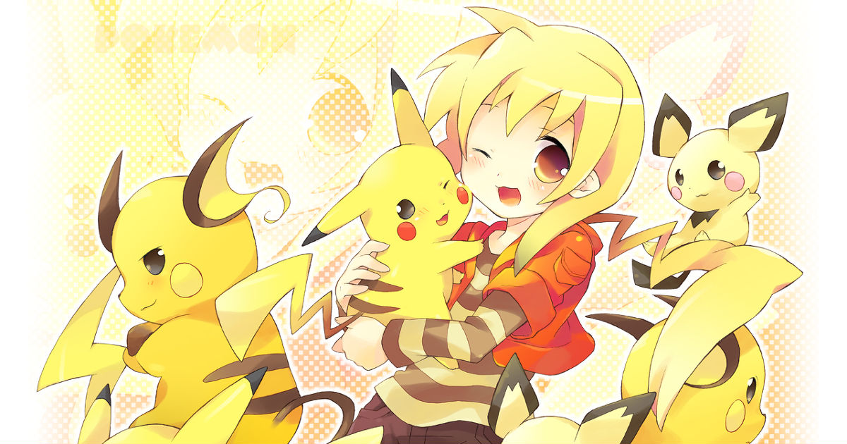 Pokemon Gijinka!!