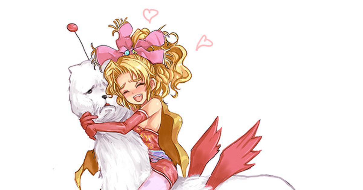 Fluffy Alpacas!! (・´ェ`・)