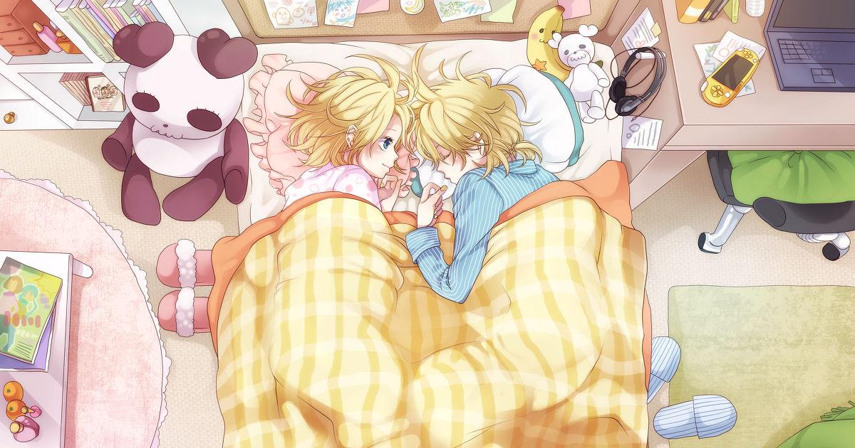 Let's fall asleep ♪ Pajamas