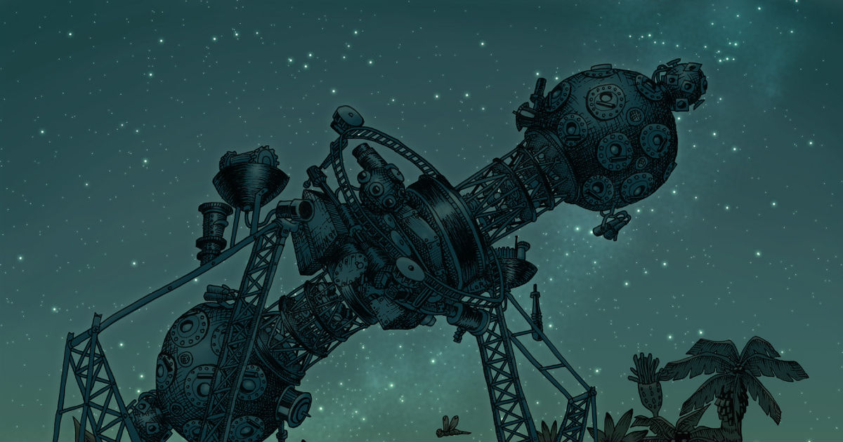 Myriad of Stars, Planetarium!