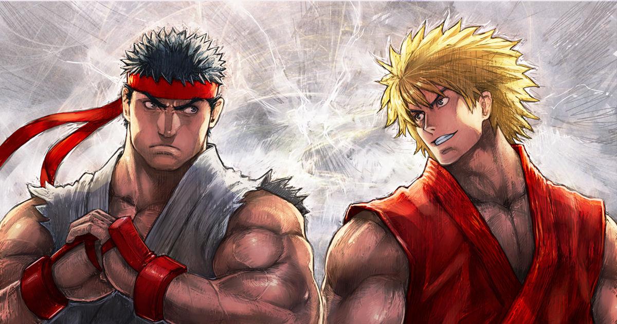 Street Fighter V!!!