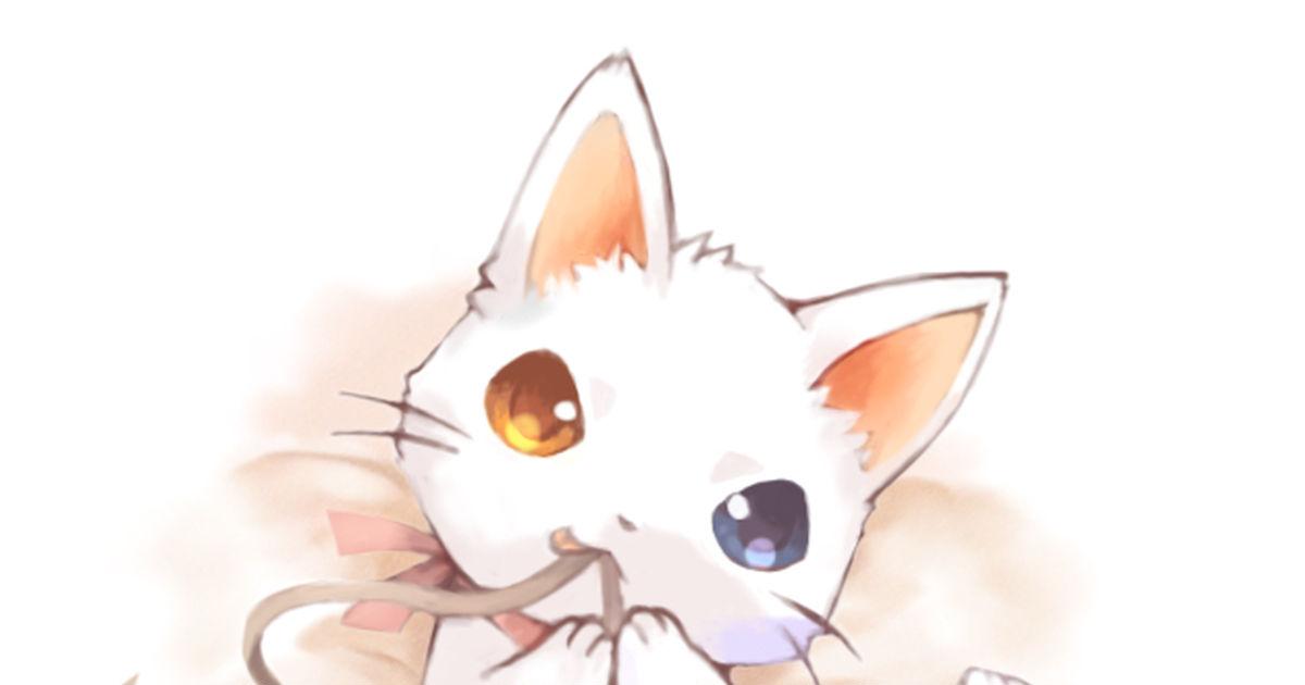W もふもふ猫 ねこ のイラスト特集 Pixivision