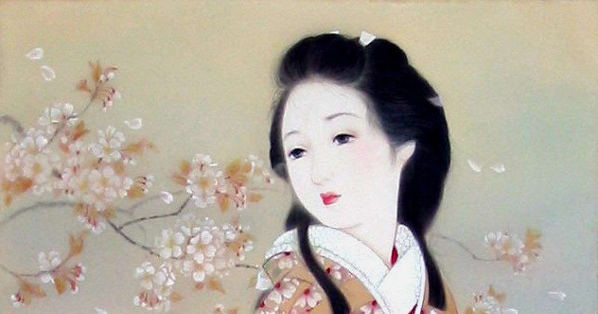 Magnificent Japanese-style paintings