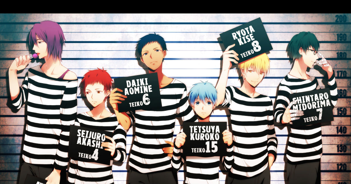 ◇Light and Darkness ◆ Prisoners and Prison Guards
