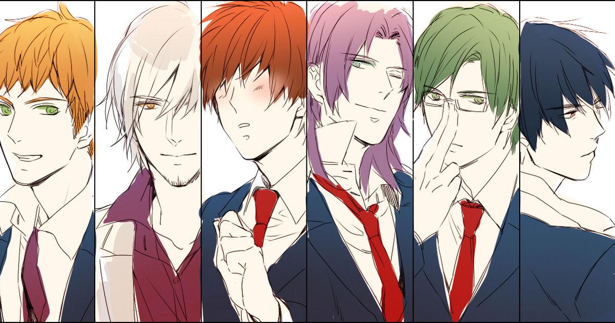 Gakuen Handsome: Chaos, Chins & Hot Guys