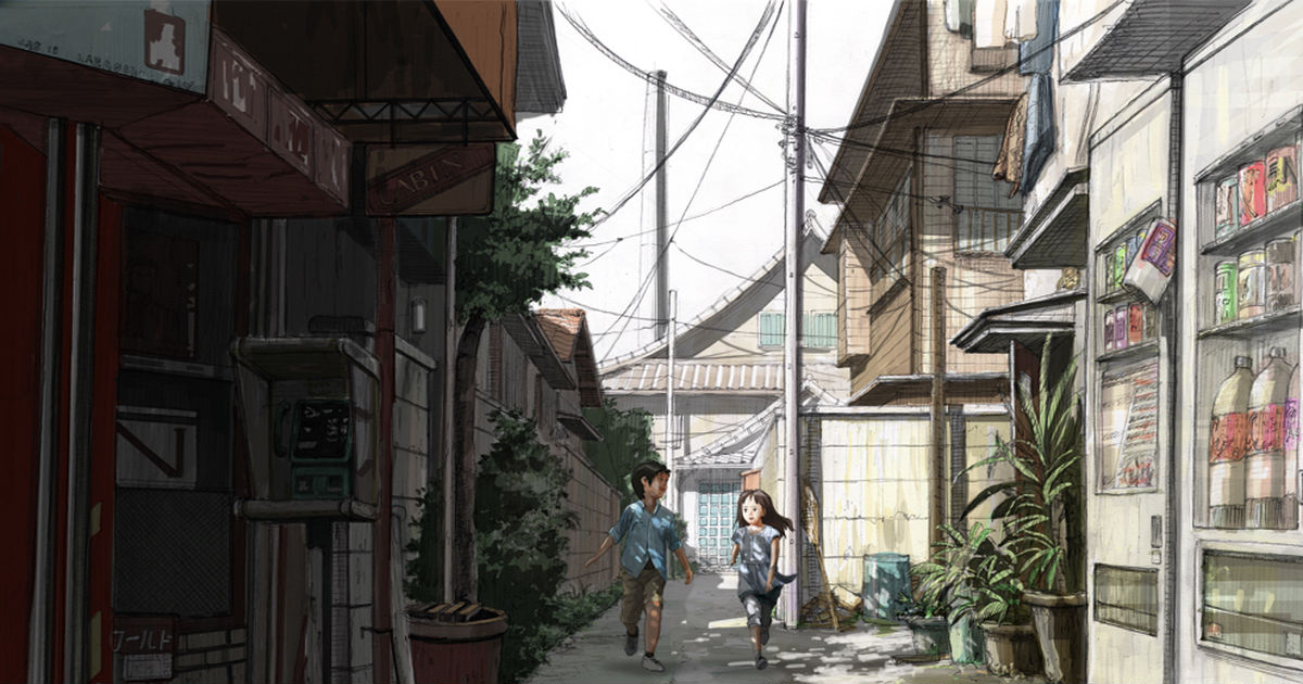 The Secrets of Back Alley