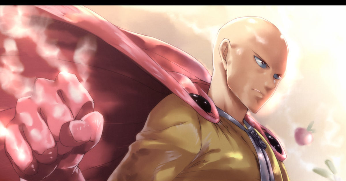 New Broadcast, One-Punch Man!