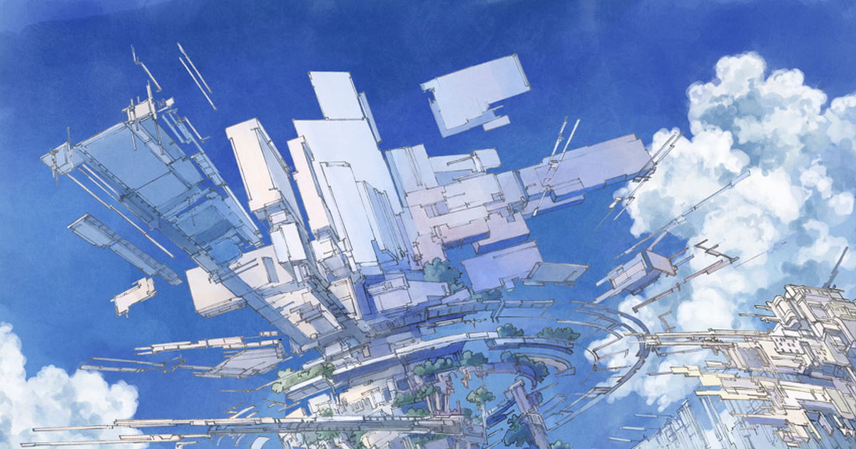 Cities In The Sky Collection