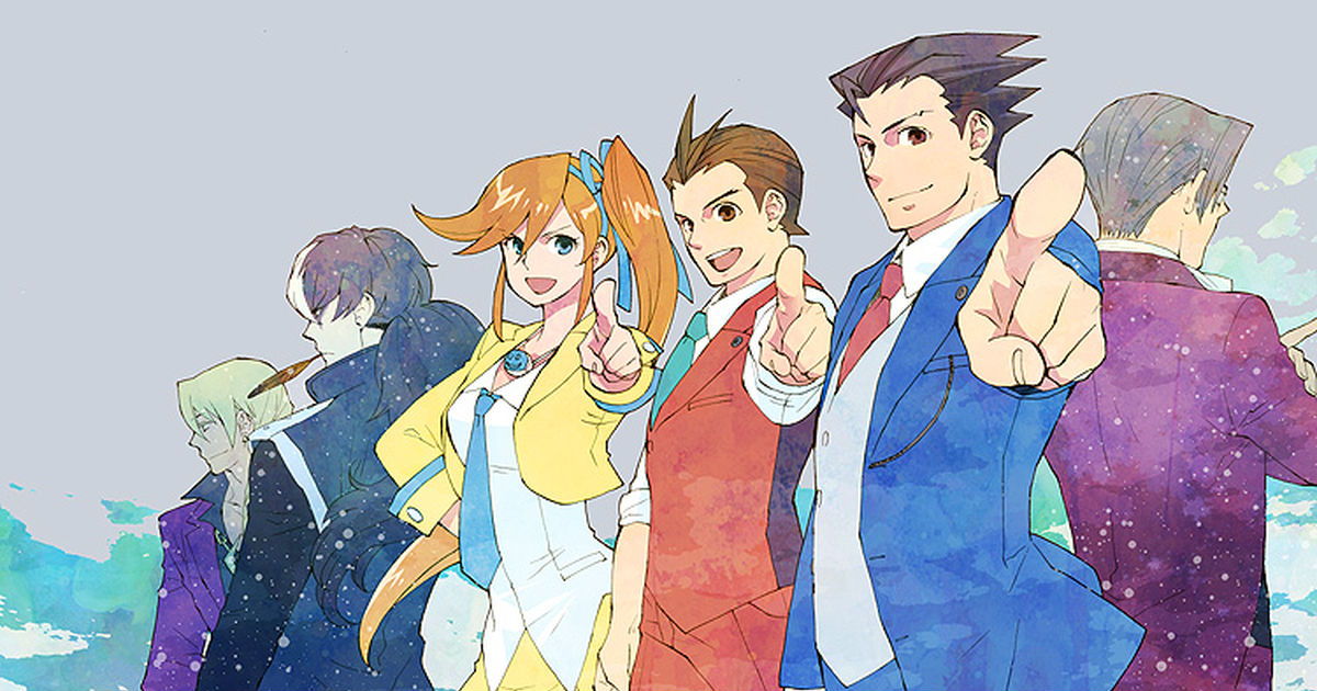 Ace Attorney: New Anime Airing April 2, 2016!