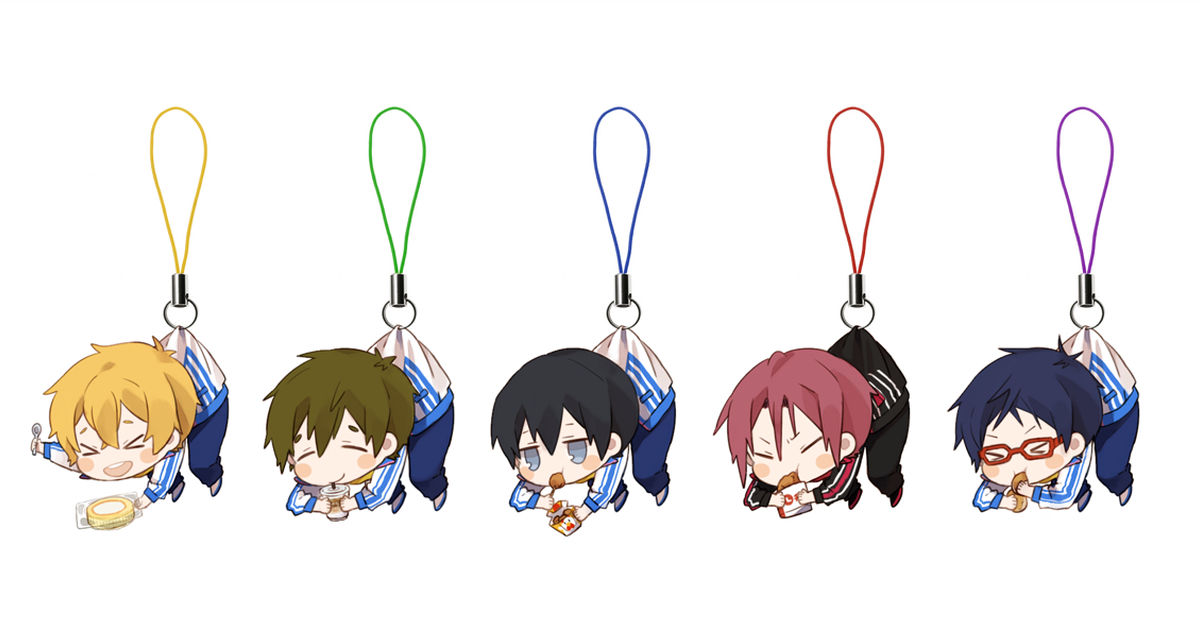 Hanging Mascot Charms!