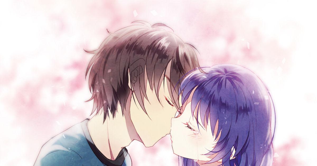 Kiss, kiss, kiss!