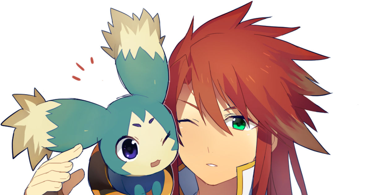 Tales of the Abyss!