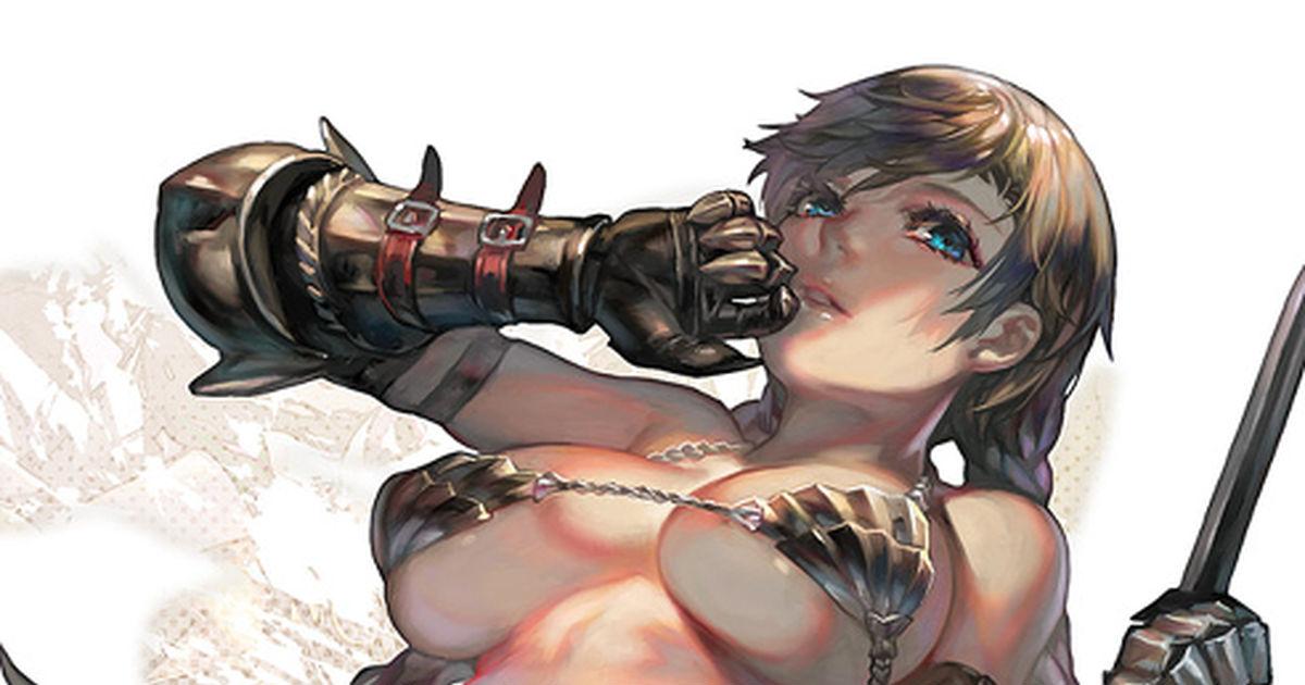 Bikini Armor!?