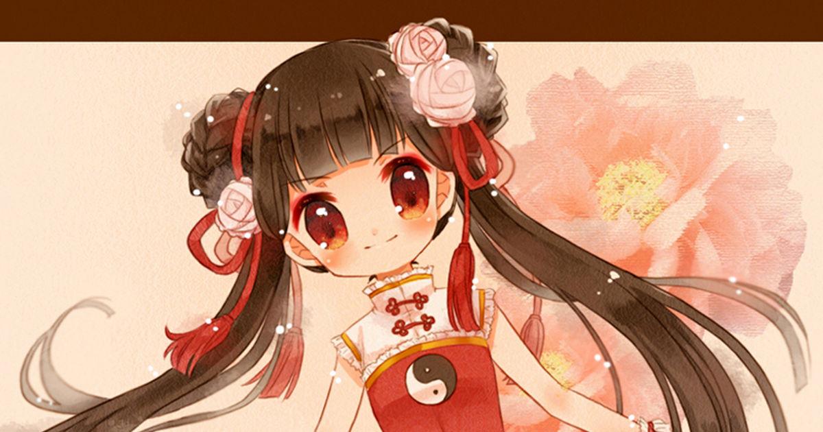 China dresses and Lolitas!