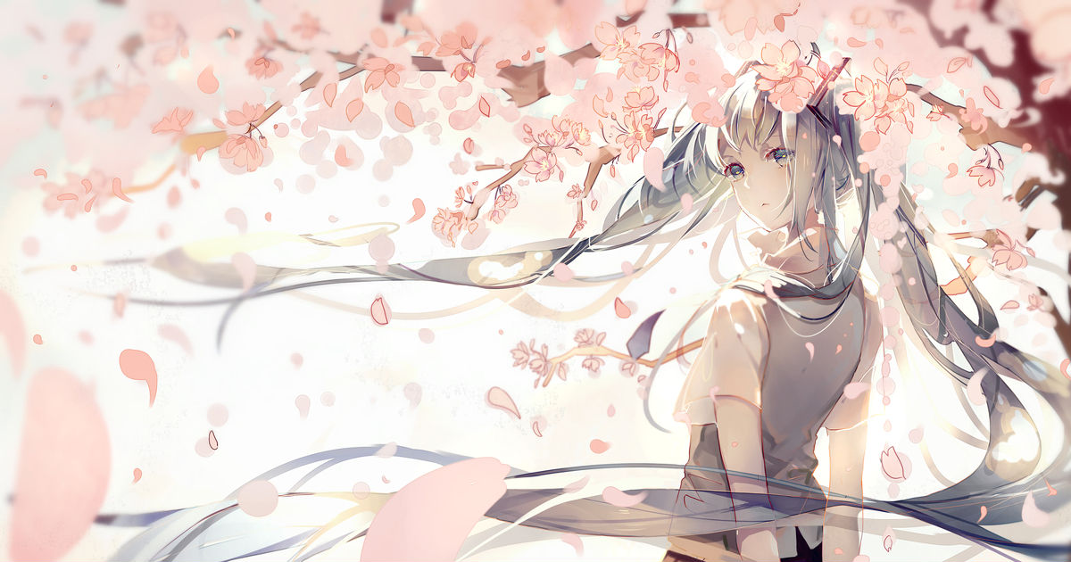 Shower of Blossoms