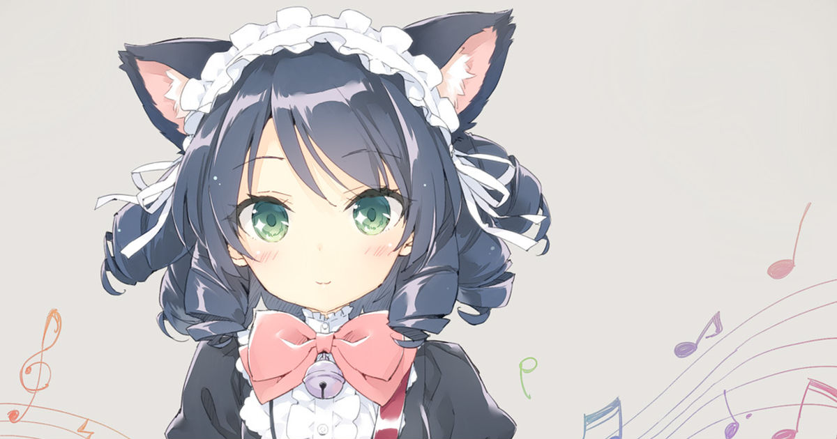 Cat Day! Cat Ears: Nekomimi!