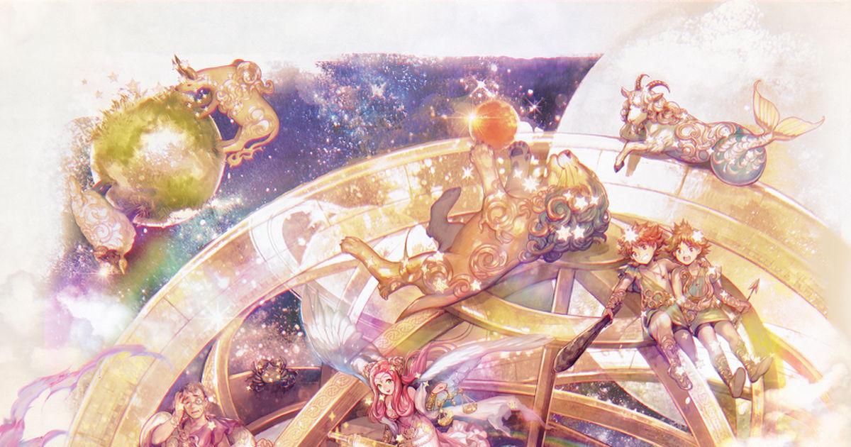 Stories hidden in the sky ♡ Constellations